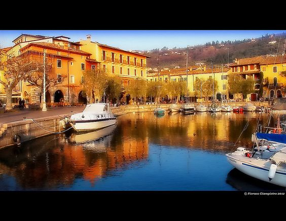 Torri del Benaco Italy