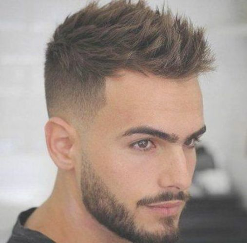 61 Ideas For Haircut Men Thick Hair Boys Hair Haircut Mens Haircuts Short Thick Hair Styles Short Hair Hairstyle Men