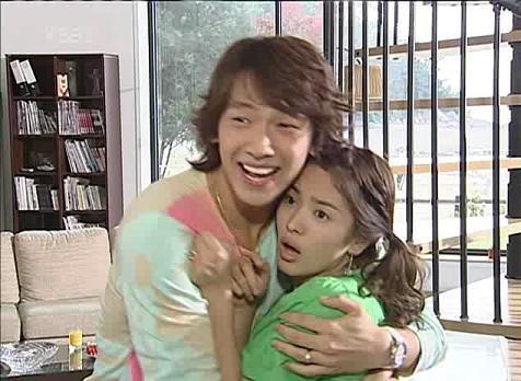 Full House 3 Rain Bi As Lee Young Jae Song Hye Kyo As Han Ji Eun Full House Korean Drama Korean Drama Funny Full House