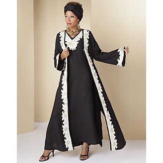 Jacket Dress, Karimah from ASHRO