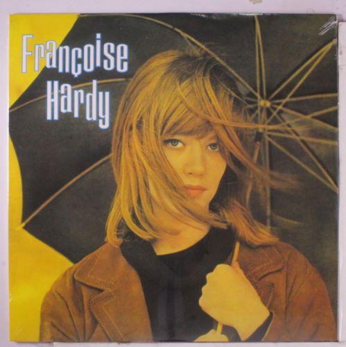 FRANCOISE HARDY: Francoise Hardy LP (Euro, 180 gram reissue) Rock & Pop
