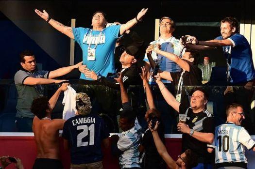 Fifa World Cup 2018 Memes Trolling Diego Maradona Take Over The Internet Diego Maradona World Cup Match World Cup