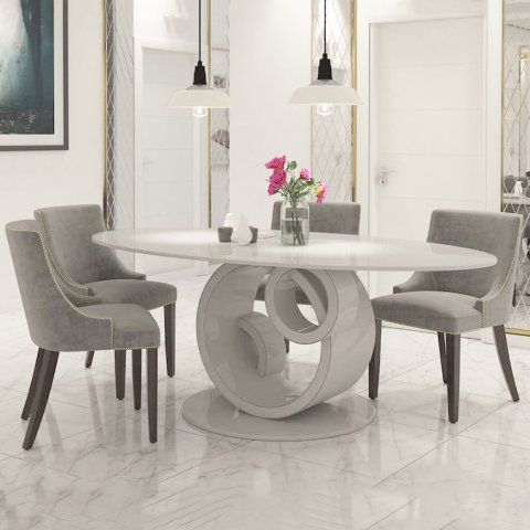 The Sorrento Quartz 2 9m Dining Table Is A Brand New Addition To Our Quartz Dining Table Range The Sorrento Boasts