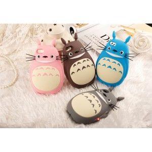 Totoro süße silikon Handy Schutz Hülle  iphone4/4S/5/5S/6/Plus, Samsung Note2/3/4,S4/5/6/6edge