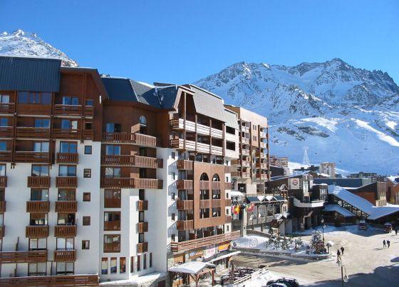 Ski pas cher aux Résidences Quartier Caron