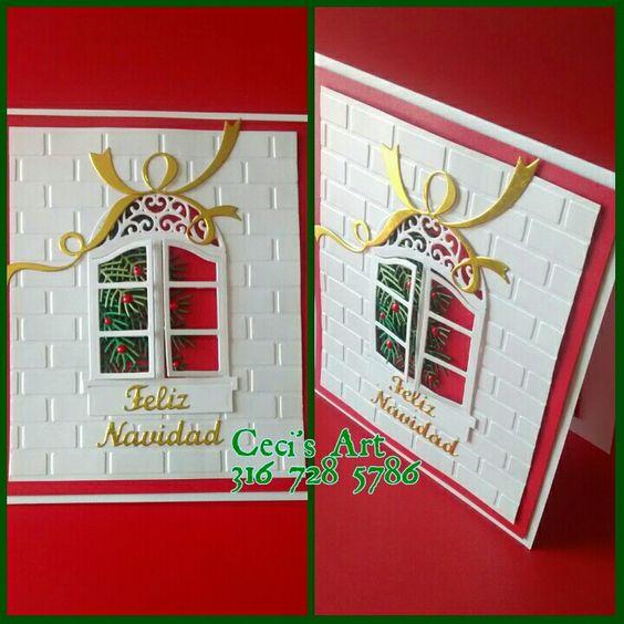 Tarjeta Navideña 5 Christmas Card 5