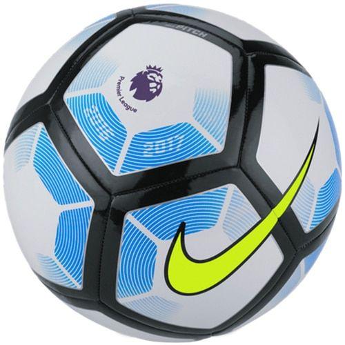Nike Pitch Premier League Football 2019-2020 Azul y Negro Talla 5 Color Amarillo Bal/ón de f/útbol