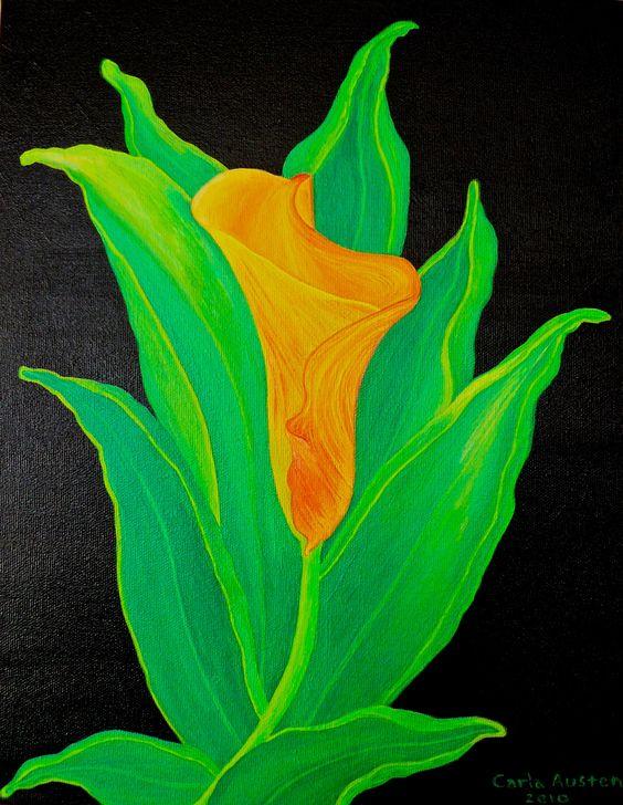 Carla Austen: Acrylic Paint