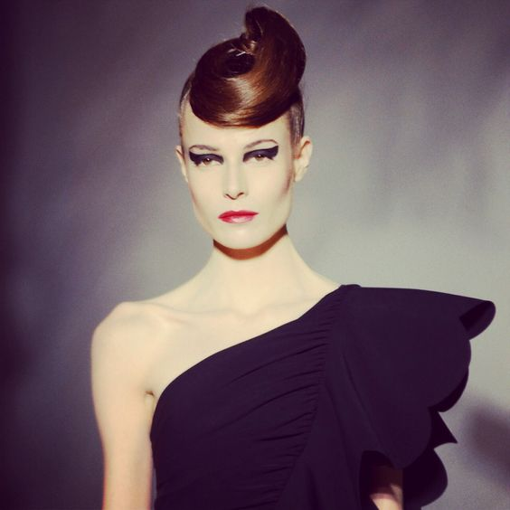 ANTEPRIMA LA PETITE DI CHIARA BONI .. #PittiW14 #pittiuomo #pitti85 #fashion #man #moda #show #runway #collection #menswear #Florence #AW14 ©RP www.riccardopolcaro.com