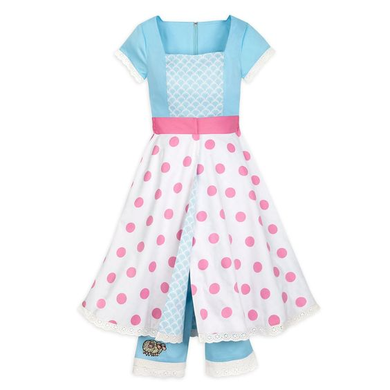 Bo Peep Jumpsuit and Convertible Skirt for Women - Toy Story 4