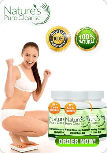 Nature's pure cleanse is a solution to people who face stomach problems every day. This solution is a colon cleansing formula that will help you to get rid of toxins inside your body. Its made of ingredients that will cause no side effects: