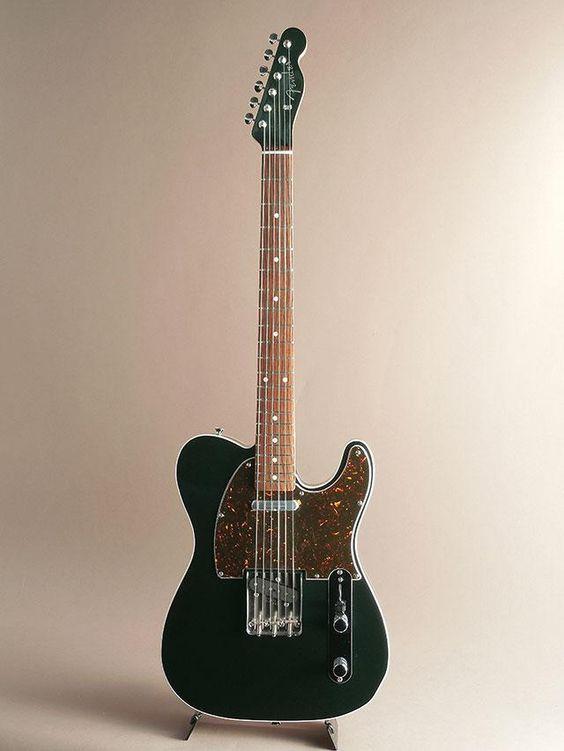 Telecaster (Fender Japan TL62B/MH SGM)