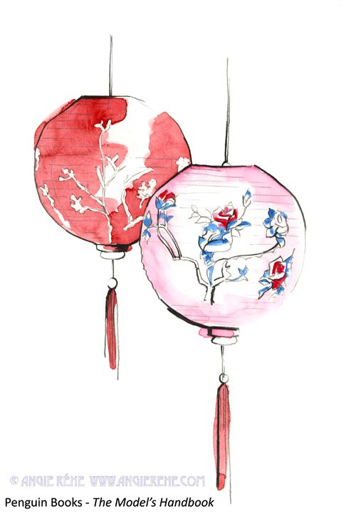 Chinese Lanterns Drawing Google Search Ministry