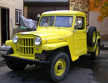 Willys Jeep Parts Specialists Kaiser Willys Jeep Parts Willys