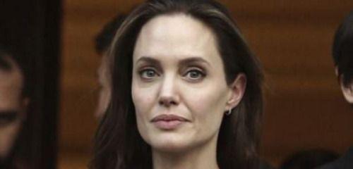 Foto: Aseguran que Angelina Jolie está grave de salud | Revista...