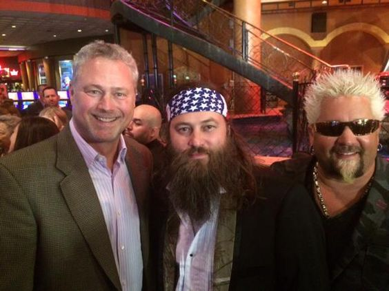 Duck Dynasty meets Guy Fieri