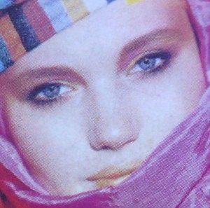 jaren 80 make up oog makeup