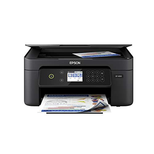 Epson Expression Home Xp 4100 Wireless Color Printer With Scanner