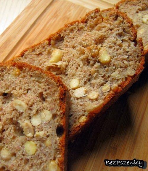 Bez Pszenicy Szybki Sodowy Chleb Sojowy Bez Glutenu Za To Z Olejem Rzepakowym Recipes Food Gluten Free Recipes