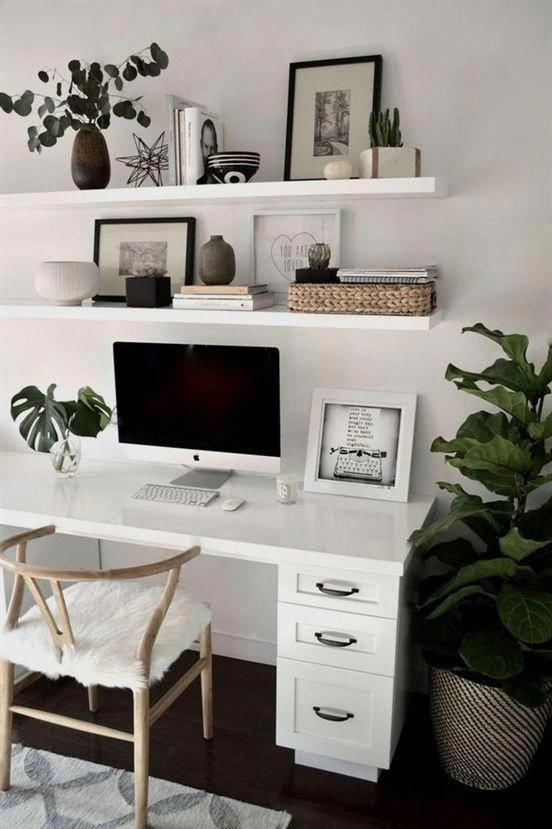Small Home Office Decorating Ideas Female Office Decor Home Office Desk Chair Ideas 20190523 Officedeskchair Home Desk Cute Desk Decor Home Office Decor