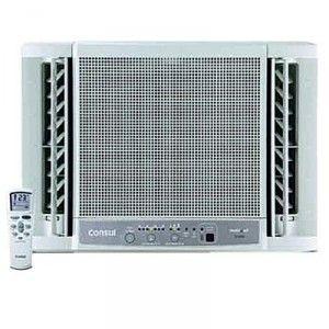 Ar Condicionado Eletrônico 7500 BTUs Digital Consul, Função Timer com Controle Remoto, Frio CCNO7BB - Aliança Online Brasil