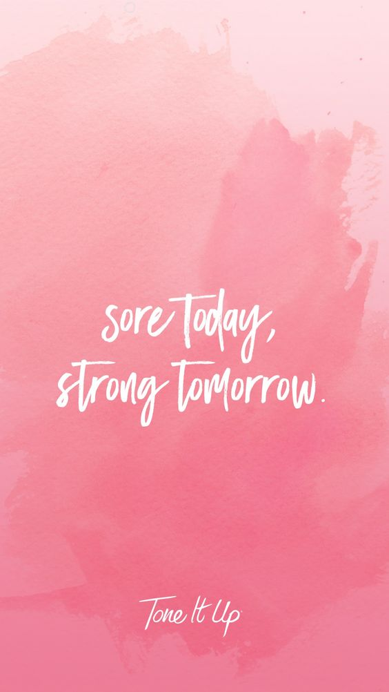 Kickass Quotes For Those Days You Need A Little Extra Inspo on ToneItUp.com: