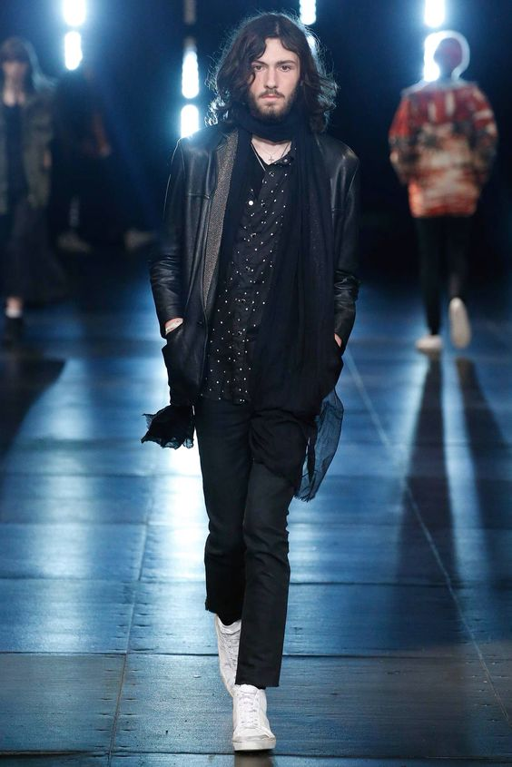 Saint Laurent, Look #50