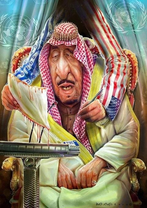 مبس بعد ان استحكم زمام الامور القى محمد بن نايف بالسجن