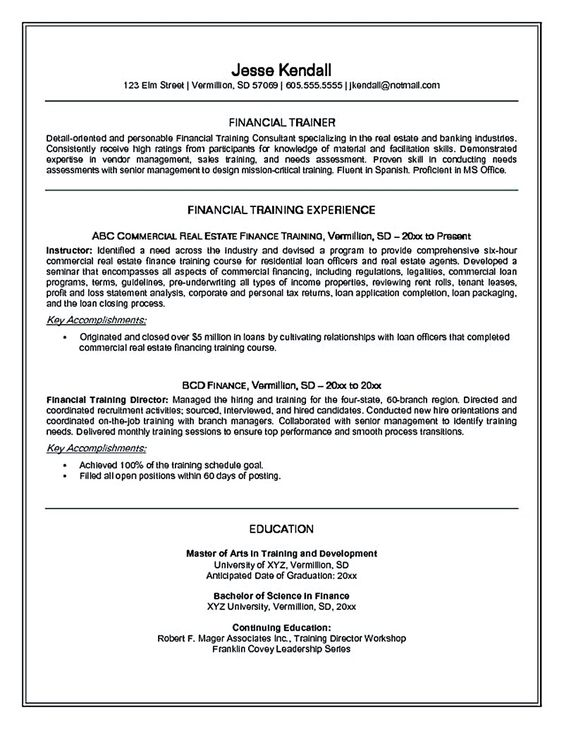 Personal Trainer Resume personal trainer resume sample Personal Trainer Resume Should Explain An Expertise Area Of The Trainer Who Wants To Apply The