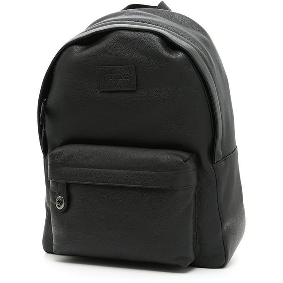 Coach Backpacks ($360) ❤ liked on Polyvore featuring men's fashion, men's bags, men's backpacks and coach mens backpack