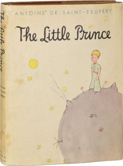 The Little Prince (Signed Limited Edition) by De Saint-Exupery, Antoine New York: Reynal and Hitchcock, 1943. First Edition . First Edition. One of 525 numbered copies (this being No. 266) SIGNED by the author. Very Good in publisher's rust orange cloth, with light wear at the spine ends and a couple of corners, and a... more Offered By Royal Books, Inc.
