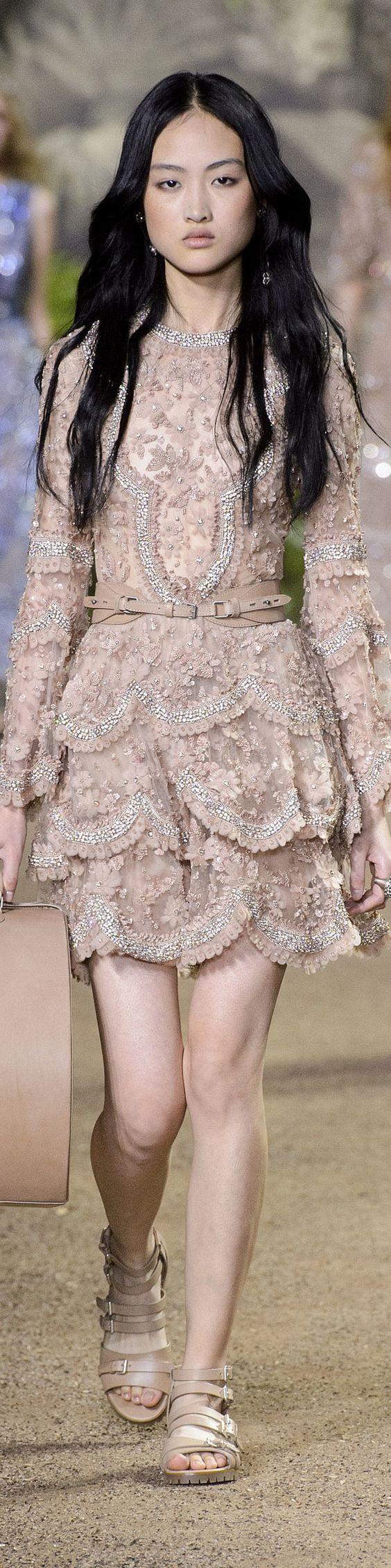 Elie Saab spring 2016 Couture: