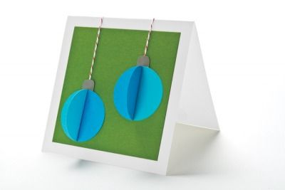 3-D #DIY Greeting Card | Holiday Crafts for Kids - Parenting.com