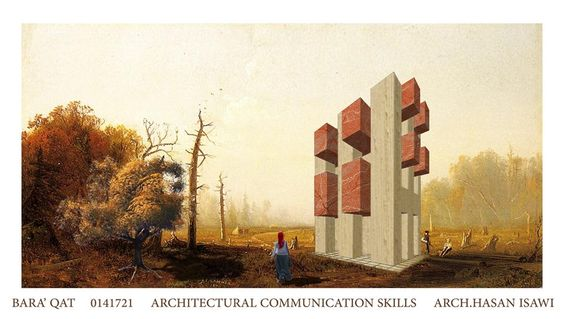 Bara Qat‎ Architectural Communication Skills-:
