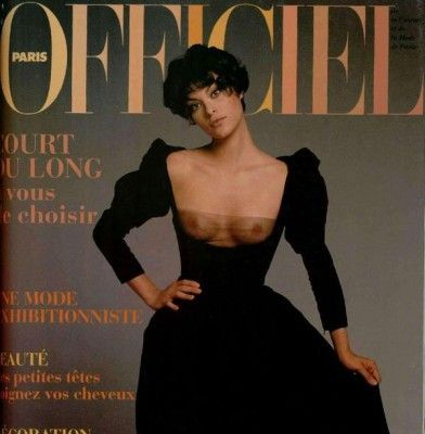 Magali Amadei - Covers Gallery with 5 photos | Models | The FMD