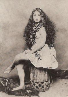ancient hawaiian clothing - Google Search