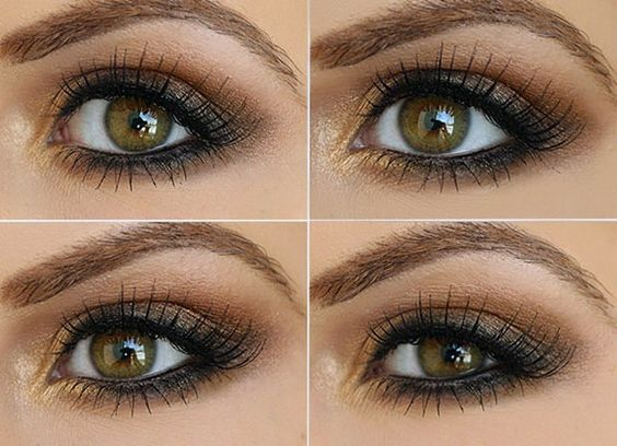 Smokey Eye Makeup For Hazel Eyes Just Some Random Things