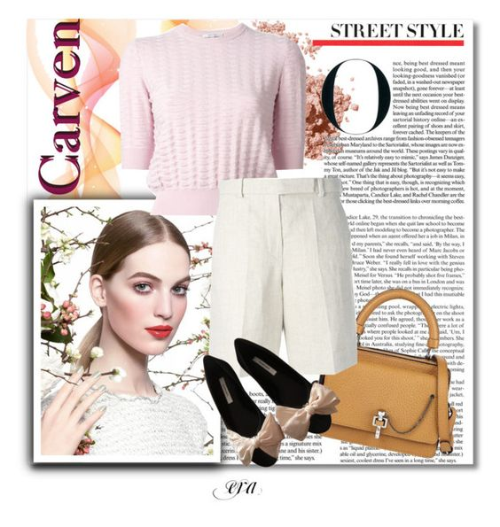 """Carven"" by antal-era on Polyvore"