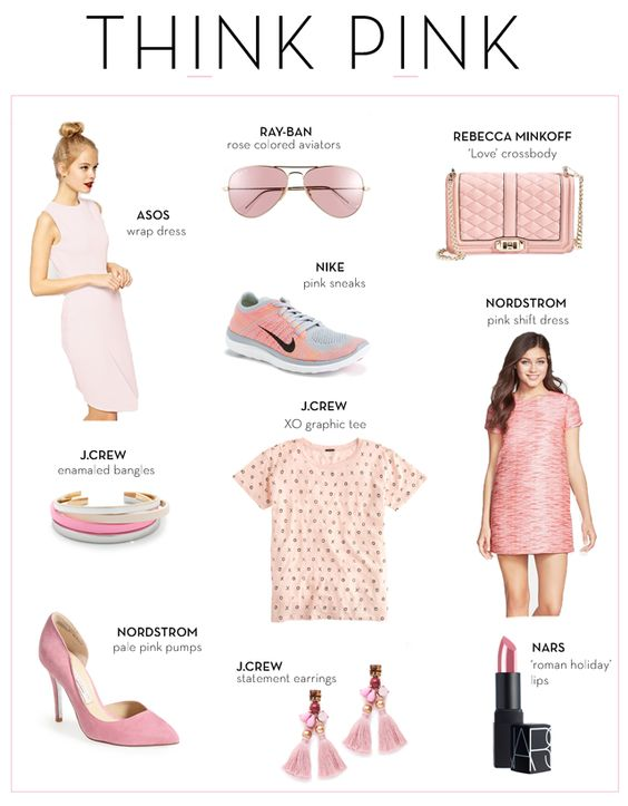 Think Pink - lipstick shade