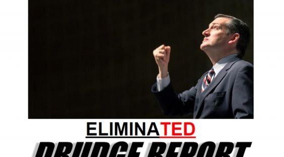 Memo: Ted, The GOP Primary Is Over. Trump Is The Nominee, Give Up Now To Save Your Career.