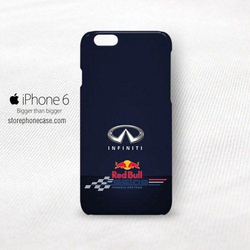 Coque Iphone C Red Bull