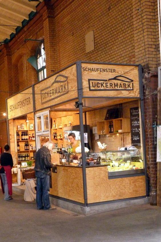Marktschlendern : Markthalle Neun in Berlin – Kreuzberg