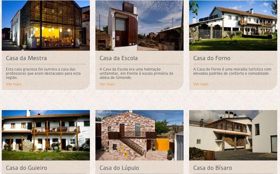 Onde dormir em Bragança? O grupo A. Montesinho,... | A. Montesinho Turismo