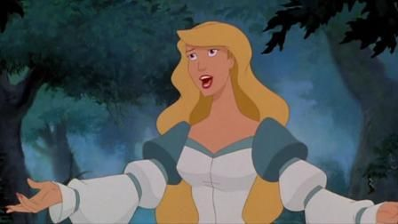 Odette from the Swan Princess
