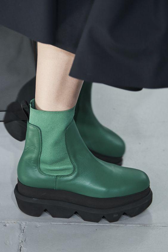 Beautiful Fall Platform Shoes