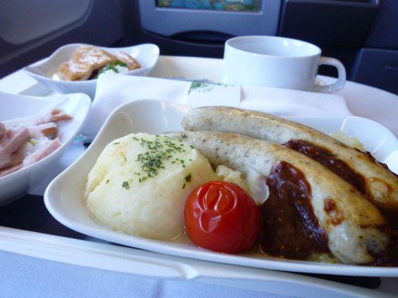 Lufthansa Tokyo→Munich