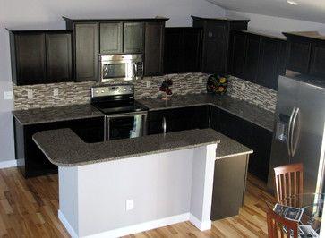 Kitchen Flooring - modern - Kitchen - Cedar Rapids - Sobaski Abbey Carpet & Floor
