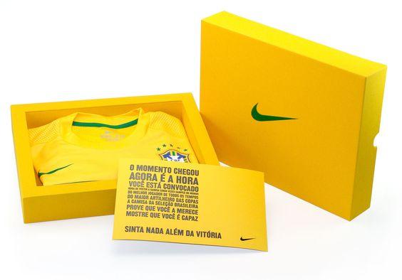Ideia de Papel - Produtos - Embalagens e produtos - Projetos super premium - Boxes Nike - lançamentos
