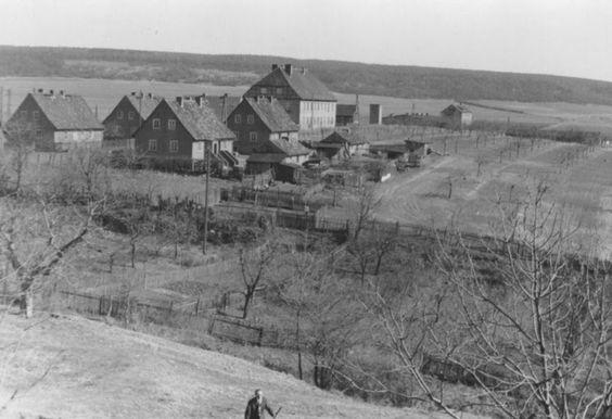 1967 Kaiserpfalz - Ortsteil Wendelstein. ☺