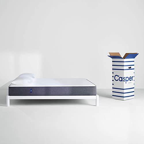New Casper Sleep Foam Mattress Queen 2018 Edition Online Fayafashionable In 2020 Casper Mattress Foam Mattress Casper Sleep